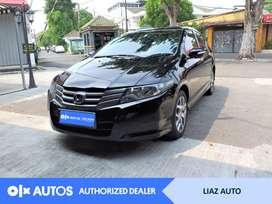 [OLX Autos] Honda City 2010 E 1.5 Bensin A/T Hitam #Liaz Auto