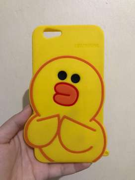 Casing Oppo F1s / A59 Yellow Sally