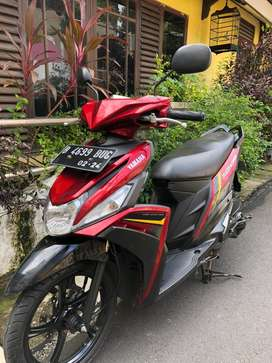 Yamaha Mio M3 thn 2019 bulan 2 gress banget