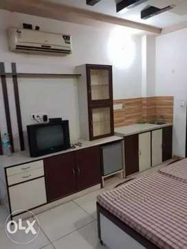 Vaishali Studio Flat Fully Furnished independent for Service Class