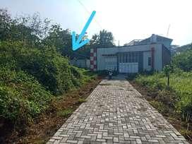 Tanah kavling belakang universitas muria kudus (UMK)
