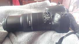 Canon 200d with 55 250mm&18 55mm