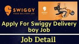 swiggy delivery jobs