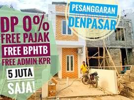 Promo 5 juta Bisa Punya Rumah di Denpasar Bali