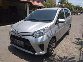 Toyota Calya 2019 KM2RB Mobil Keluarga Istimewa Kredit Anti Ribet