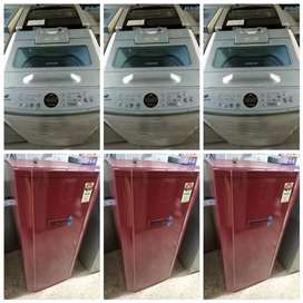 5 year warranty on motor // compressor. Delivery free Mumbai
