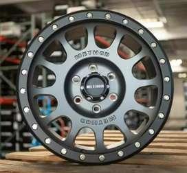 Velg method bisa untuk mobil Pajero Fortuner Hilux Everest MU-X Ring20