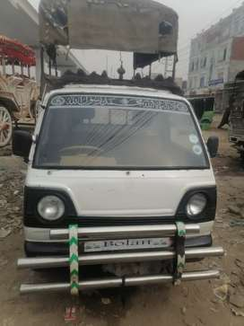 Pick up 87 model lahore num 4 stock new tyres