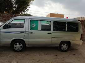 This van is for sell. 2000 model and 156453 kms driven