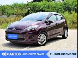 [OLXAutos] Ford Fiesta 2013 Trend 1.4 Bensin A/T Ungu #Allison