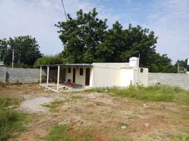 Rent for farm house and godown purpose