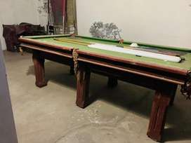 5x10 size snooker table