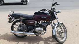 Yamaha rx100 fC till 2023