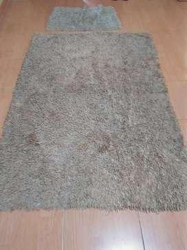 Dijual murah karpet + keset