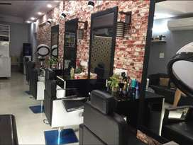 Salon furniture on heavy discount