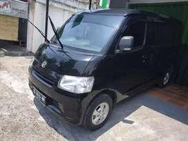 Bismillah Daihatsu Grandmax minibus warna hitam 1.3 tahun 2015