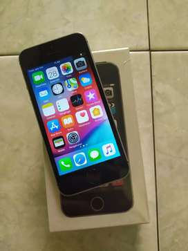 Iphone 5s 32gb Grey Inter