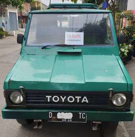 Toyota KIJANG Pickup KF 20 th 1982