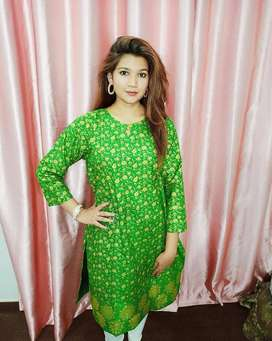 """30% SALE ON TWO PIECE BRANDED 90X70 LAWN KURTIES OF """"SEAMSTER"""" BRAND"""