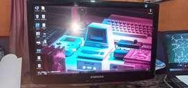 Samsung 20inc monitor good condition