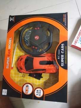 Remote Control Cars with all fuction- fixed price