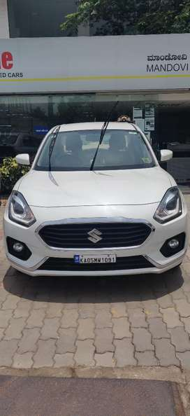 Maruti Suzuki Swift Dzire ZXI Plus AMT (Automatic), 2017, Petrol