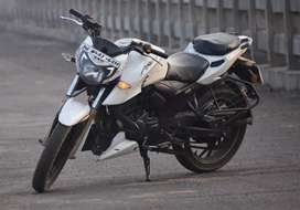 Urgent selling for Apache RTR 200 4V