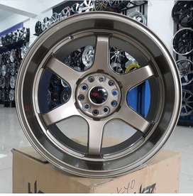 Velg Racing  Mobil BMW Civic Holden Accord Camry Tokyo Ring 18 HSR