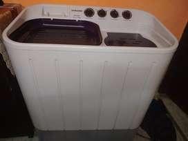 Samsung washing machine 7.2