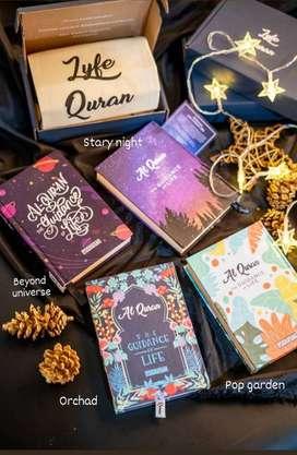 Al-Quran Terjemahan MOtif unik