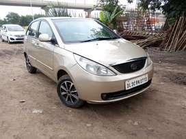 Tata Indica Vista Aura + Quadrajet BS-IV, 2010, Diesel