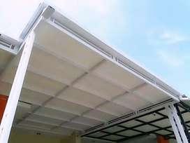 Jasa pemasangan canopy