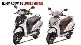 Honda activa , dio ,exchange ur old and get a new one