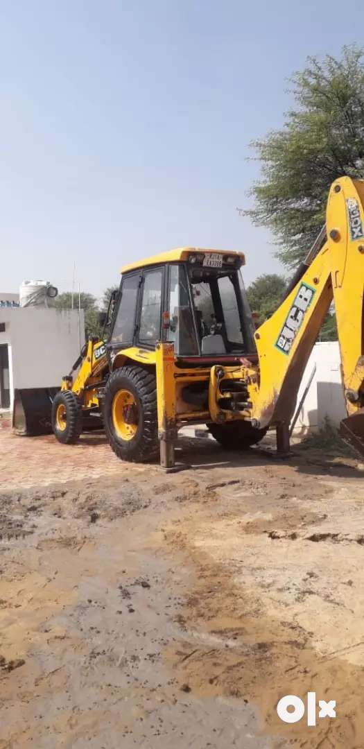JCB 3DX good condition good look 0