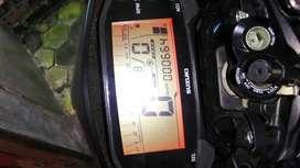 Suzuki Satria Fu 150, injeksi. Pemakaian 600 KM, 2019.