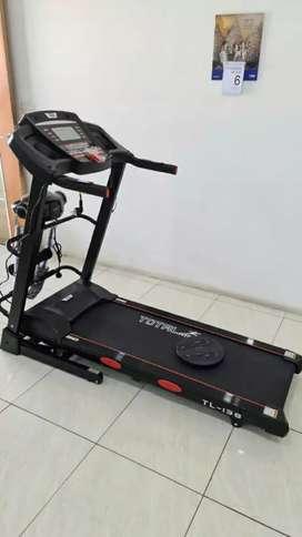 lumajang sale treadmill elektrik 4 fungsi tl 618