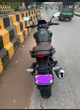 X Blade  Bike