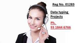 Genuine work from home job offline data entry job weekly payment3