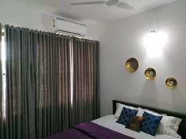 Aluva desham 1 bhk fully furnished flat for rent
