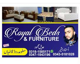 Royal beds & Furniture