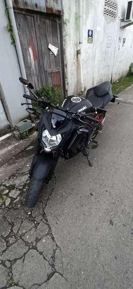 Jual cepat motor rawatan pribadi Kawasaki Ninja 250