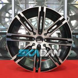 Velg Mobil HSR Phanteon Ring 17 Xenia Livina Lancer Vios City Dll
