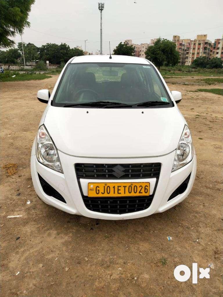 Maruti Suzuki Ritz Ldi BS-IV, 2016, Diesel 0