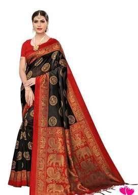 Fabulous Art Silk Sarees