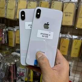 Iphone X 64Gb super promo bos