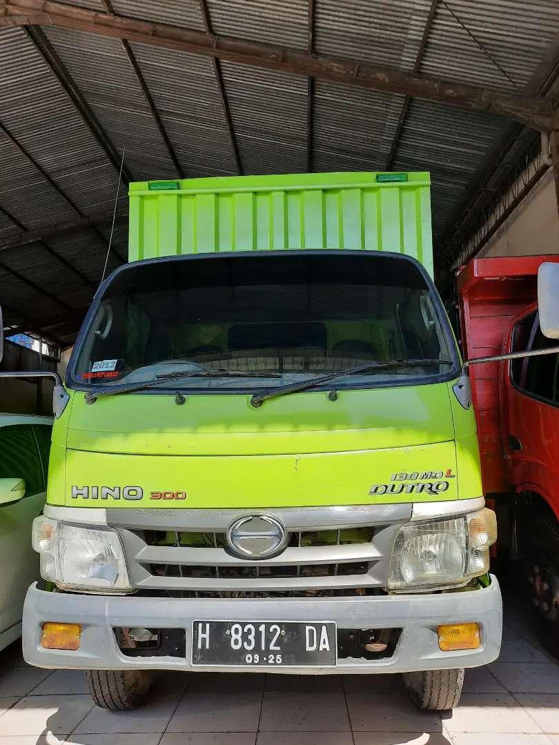 Hino Dutro 130 Mdl [ Long Box ] thn 2012 0