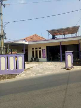 Jual Rumah pinggir jalan
