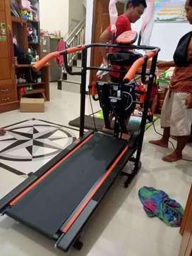 Treadmill manual paling komplit