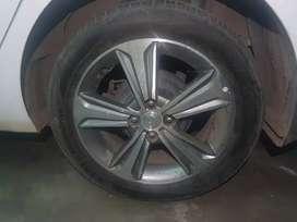 Hyundai verna Tyres