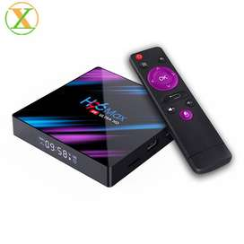 H96max 4k UHD 4/32 smart android tv box